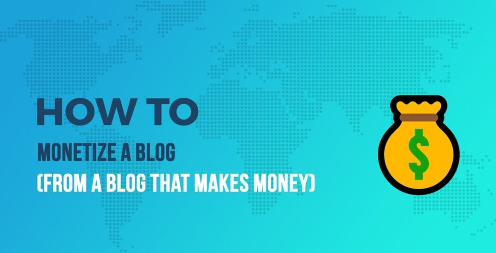 how-to-monetize-a-blog